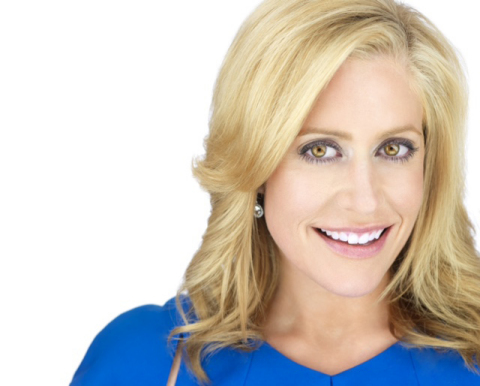 Melissa Francis of Fox Business Network & Fox News Channel (Photo Credit: Courtesy of Melissa Francis)
