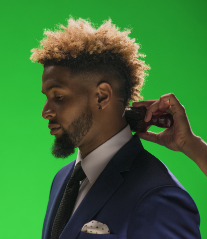 Head Shoulders Announces New York Giants Wide Receiver Odell