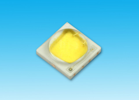 """Toshiba: High power white LEDs for LED lighting; """"TL1L4 series (4A5B type)"""" (Photo: Business Wire)"""
