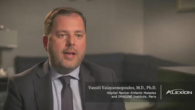 Vassili Valayannopoulos, M.D., Ph.D., investigator in the Kanuma pivotal studies, Hôpital Necker-Enfants Malades and IMAGINE Institute, Paris