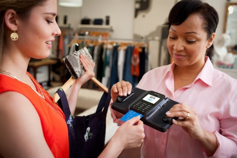 "Verifone and Aava Mobile Partner to Offer First Intel-Powered, ""Pocketable"" mPOS Solution (Photo: Business Wire)"