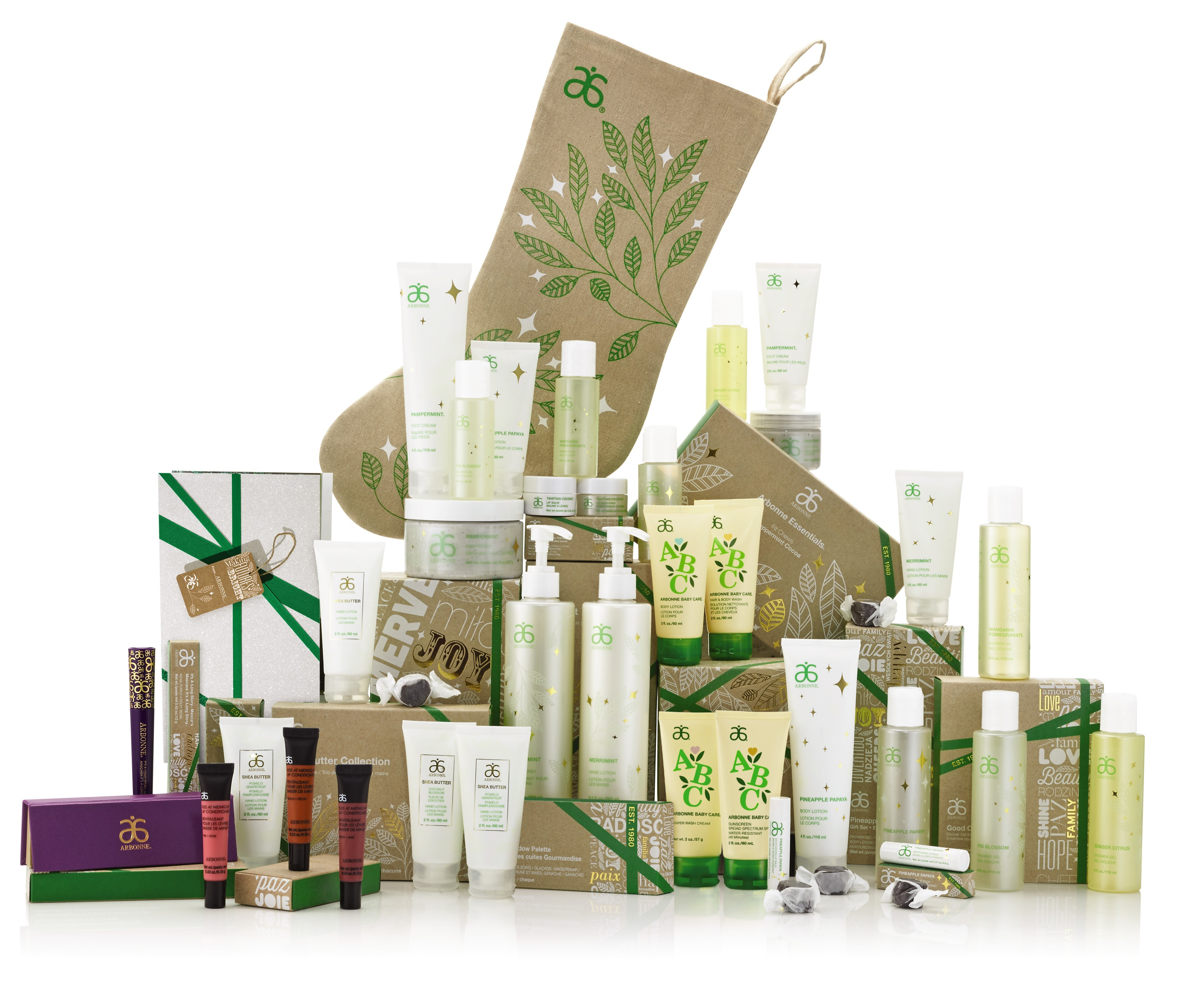 Announcing Arbonne Holiday 2015 Collection | Business Wire