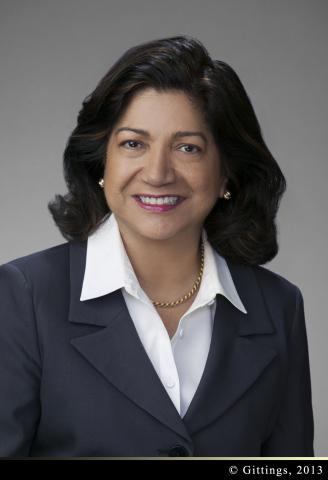 Rina Quijada, senior director, Latin America, at IHS Chemical (Photo: Business Wire)