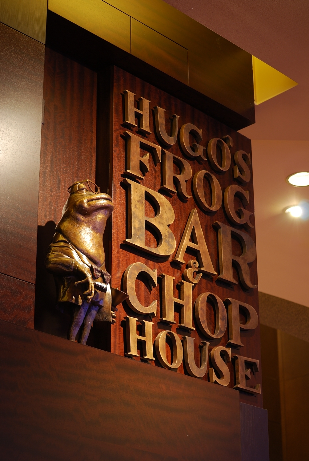 Hugos Frog Bar Chop House Hops Into Sugarhouse Casino Business Wire Free Download Grg Series Wiring Diagram