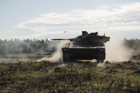 BAE Systems has delivered 12 new CV90 Infantry Fighting Vehicles – one of the most advanced combat vehicles in the world – to the Norwegian Army. (Photo: BAE Systems)