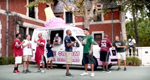 "Nissan's popular ""Heisman House"" returns for 2015 college football season on ESPN (Photo: Business Wire)"