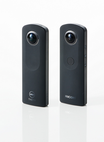 RICOH THETA S (Photo: Business Wire)