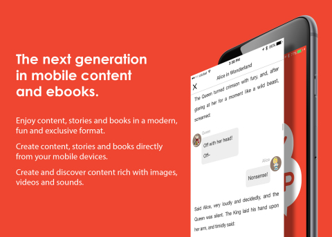StoryPop: fun and immersive storytelling on your phone or tablet (Photo: Business Wire)