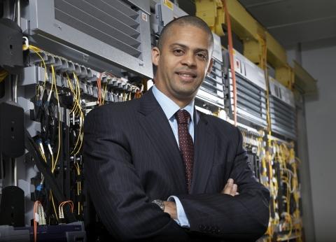 Francois Locoh-Donou, Ciena Corporation (Photo: Business Wire)