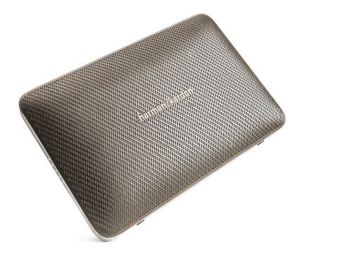 The Harman Kardon Esquire 2 Portable Speaker Delivers Sophisticated Sound and Design, out in October - www.harmankardon.com. (Photo: Business Wire)