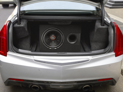 JBL expands aftermarket subwoofer line-up with audio solutions for every vehicle. (Photo: Business Wire)