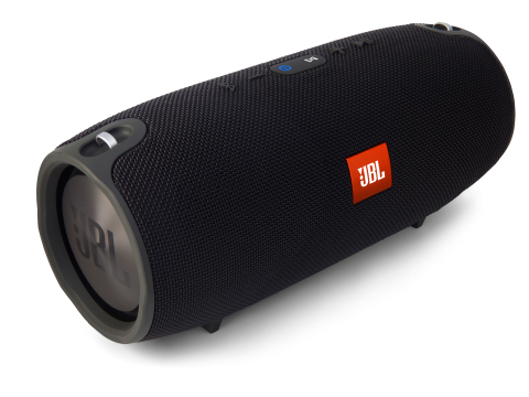 JBL Xtreme Delivers Big Concert Sound in Portable Bluetooth Speaker, Available Sept. 27, 2015. (Photo: Business Wire)