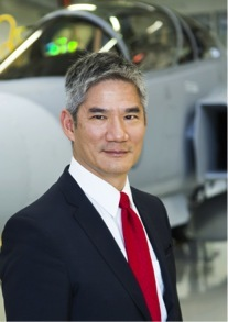 Vricon, Inc.?s new Chairman of the Board, Gilman Louie (Photo: Business Wire)