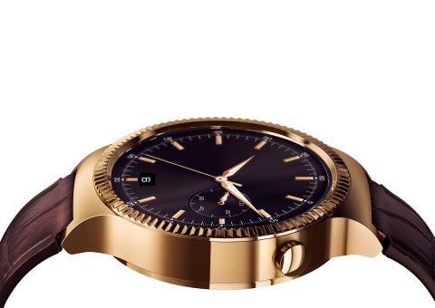 Huawei Watch (Photo: Business Wire)