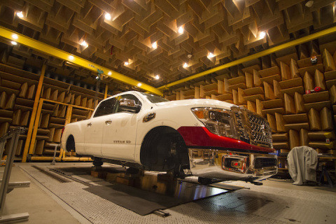 "Nissan ""TITAN Truckumentary"" Chapter 8: ""The Sounds of Silence"" (Photo: Business Wire)"