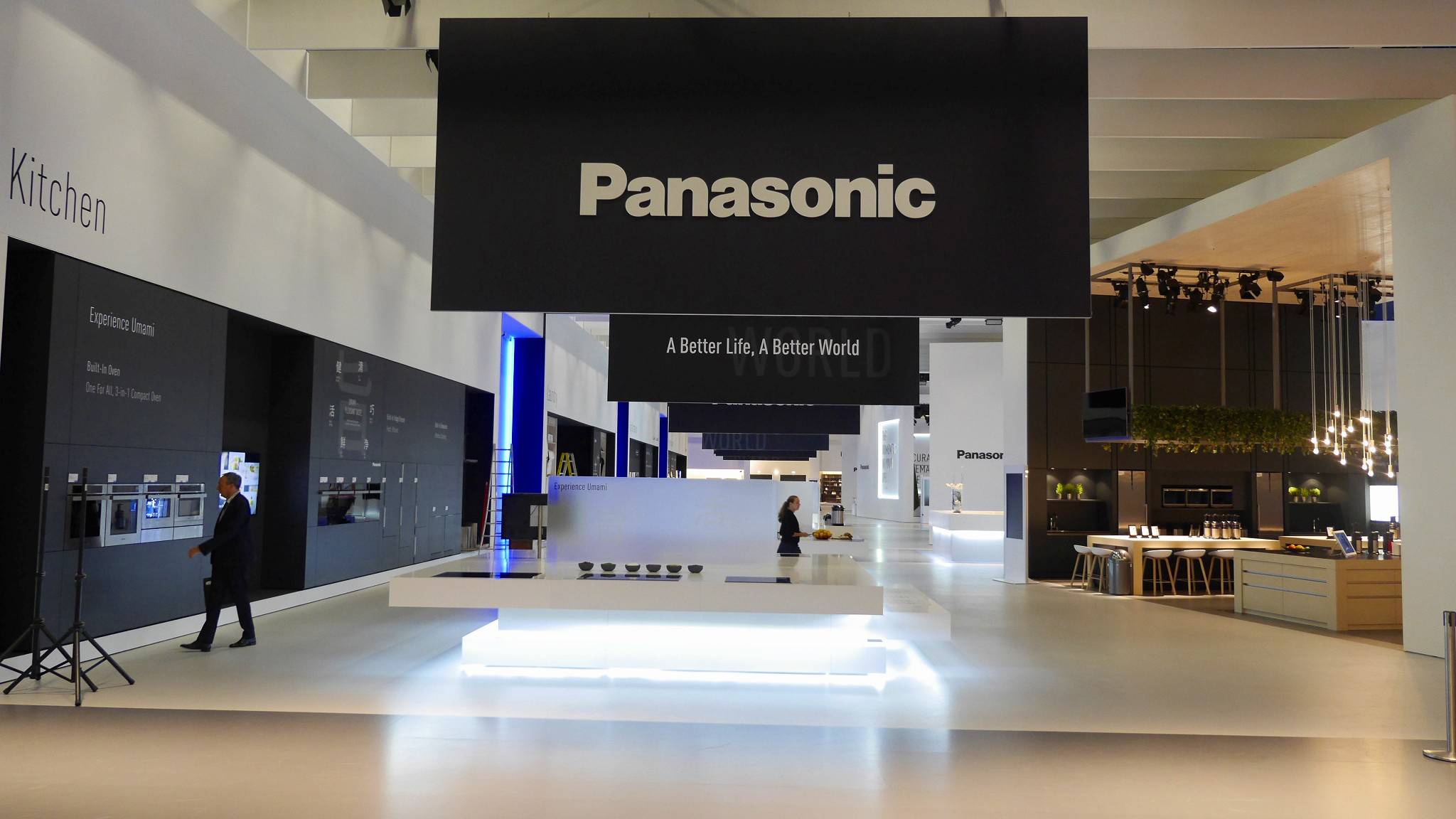 panasonic to present 39 a better life a better world 39 at ifa 2015 business wire. Black Bedroom Furniture Sets. Home Design Ideas