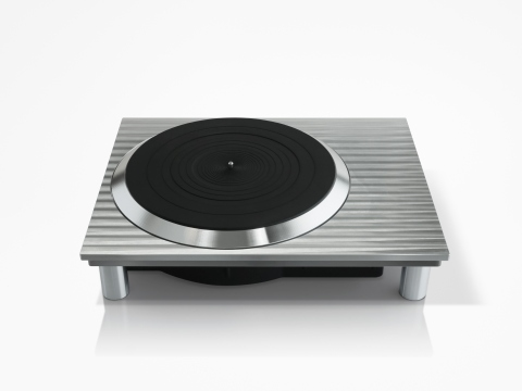 Technics Direct Drive Analog Turntable Prototype (Photo: Business Wire)