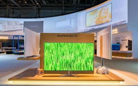 TCL's QLED2.0 TV (Photo: Business Wire)