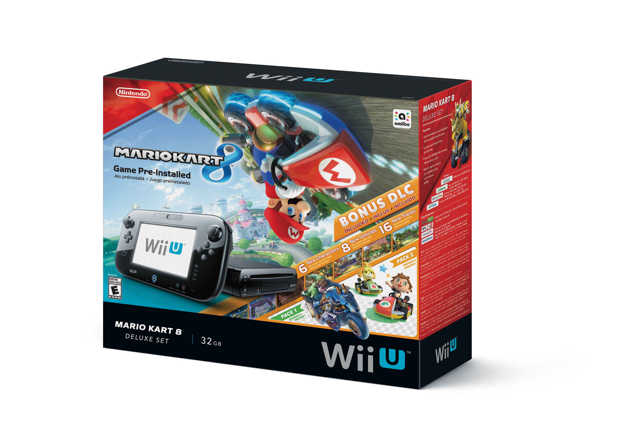 Mario kart 8 for sale - Nintendo News Mario Kart 8 Races Into Living Rooms Of Future Wii U Owners As Part Of A New Configuration Business Wire