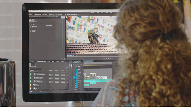Adobe announces next wave of innovation to Creative Cloud video tools.