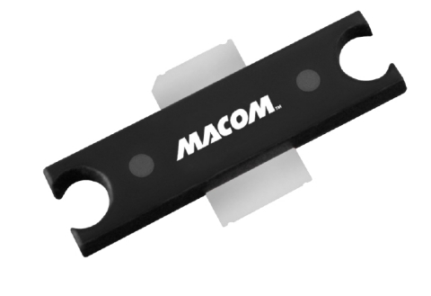 The MAGX-100027-100C0P supports CW, pulsed, and linear operation with output power levels up to 100  ...