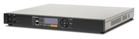 UHD 4K/60p 4:2:2 H.265/HEVC real-time encoder HHC11000 (Photo: Business Wire)