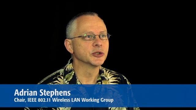 IEEE Standards Association IEEE 802.11™ 25th Anniversary video: IEEE 802.11 Working Group Commemoration