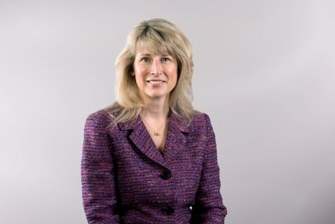 Cristin Lyons, Partner and Grid Transformation Practice Leader (Photo: Business Wire)