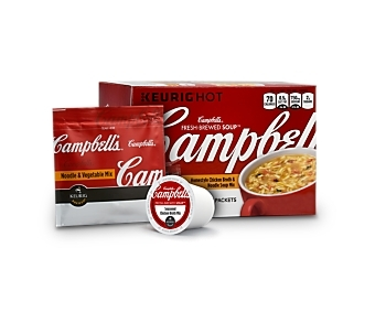 Campbell's Fresh-Brewed Soup (Photo: Business Wire)
