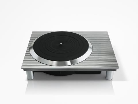 Technics直驅式類比黑膠唱盤原型機(照片:美國商業資訊)