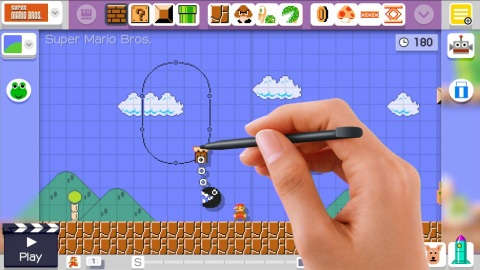 Create Super Mario Bros Levels And Share Them With The World In