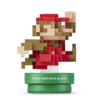 Launching on the same day as Super Mario Maker are two special 30th Anniversary Mario amiibo figures - both inspired by the 8-bit look of Mario - with one retaining the classic colors from Super Mario Bros. and the other sporting the modern-day color scheme. (Photo: Business Wire)