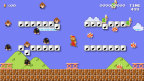 The Super Mario Maker game is available exclusively for the Wii U console on the 11th of September. (Photo: Business Wire)