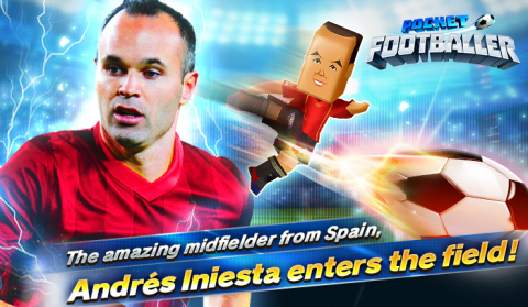 POCKET FOOTBALLER (Graphic: Business Wire)