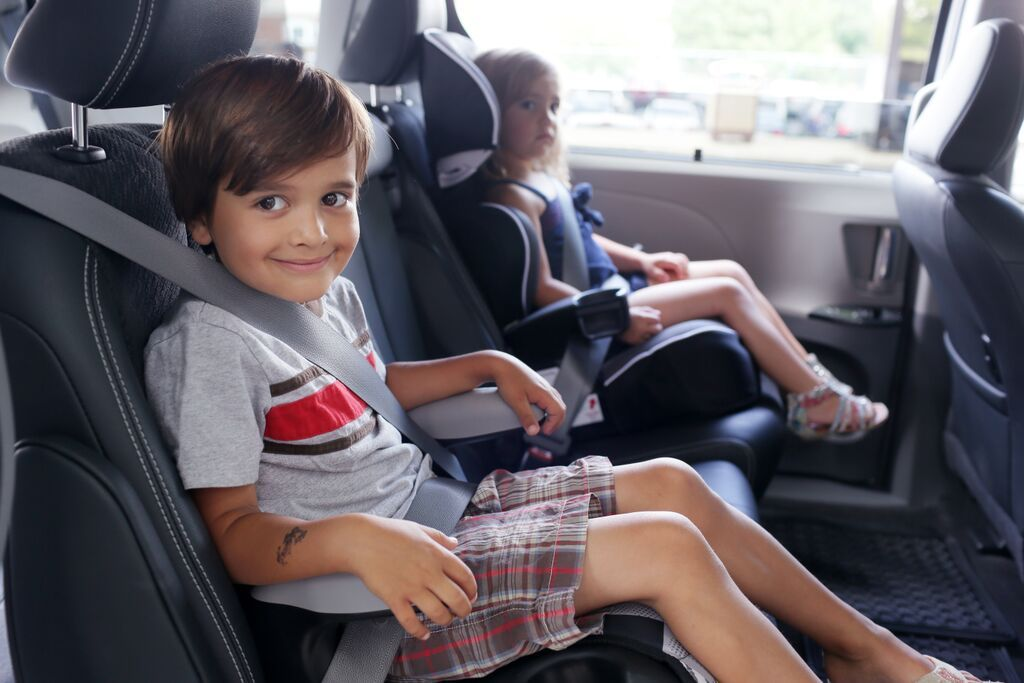 Buckle Up for Life Dispels Top Five Myths about Car Seats - Just in ...