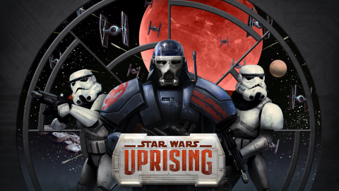 Star Wars: Uprising mobile RPG (Graphic: Business Wire)