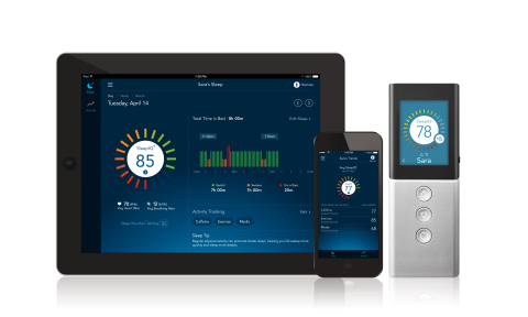 Sleep IQ(R) technology gives consumers the knowledge to adjust for their best sleep.