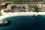 Hilton Los Cabos Beach & Golf Resort celebrates a new beginning following Hurricane Odile one year ago. (Photo: Business Wire)
