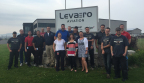 Levaero Company Fitness Challenge in support of P.R.O. Kids