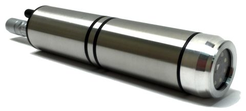 New 4-in-1 Water Probe includes Low Voltage Conductivity, HD Camera, Pressure Sensor, and Acoustic H ...
