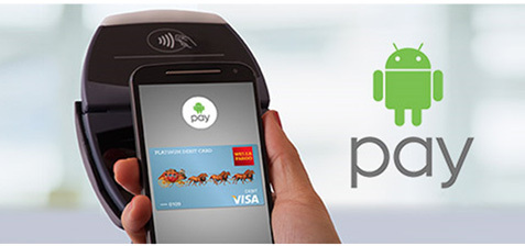 Android Pay™ Available for Wells Fargo Customers (Graphic: Business Wire)