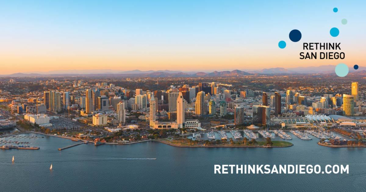 Rethink Downtown Behind San Diego S Skyline Exhibit Lecture Series Opens Saturday September 26 2015 Business Wire