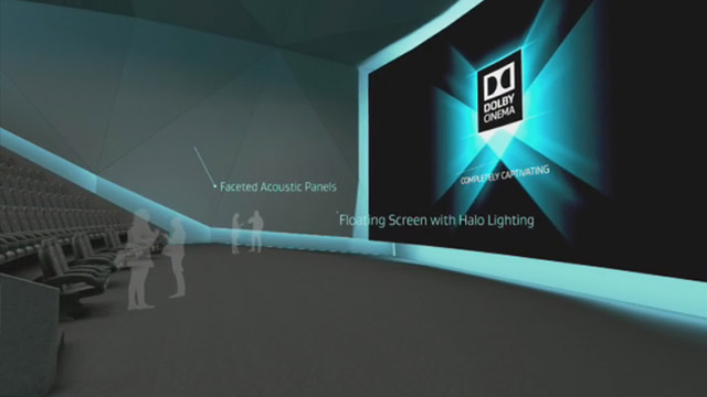 Dolby Cinema Experiential walk-through video