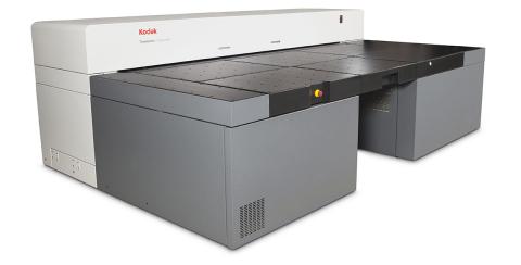 KODAK TRENDSETTER Q2400/Q3600 Platesetter (Photo: Business Wire)