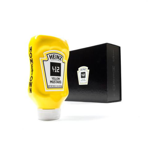 Heinz Mustard 412 (Photo: Business Wire)