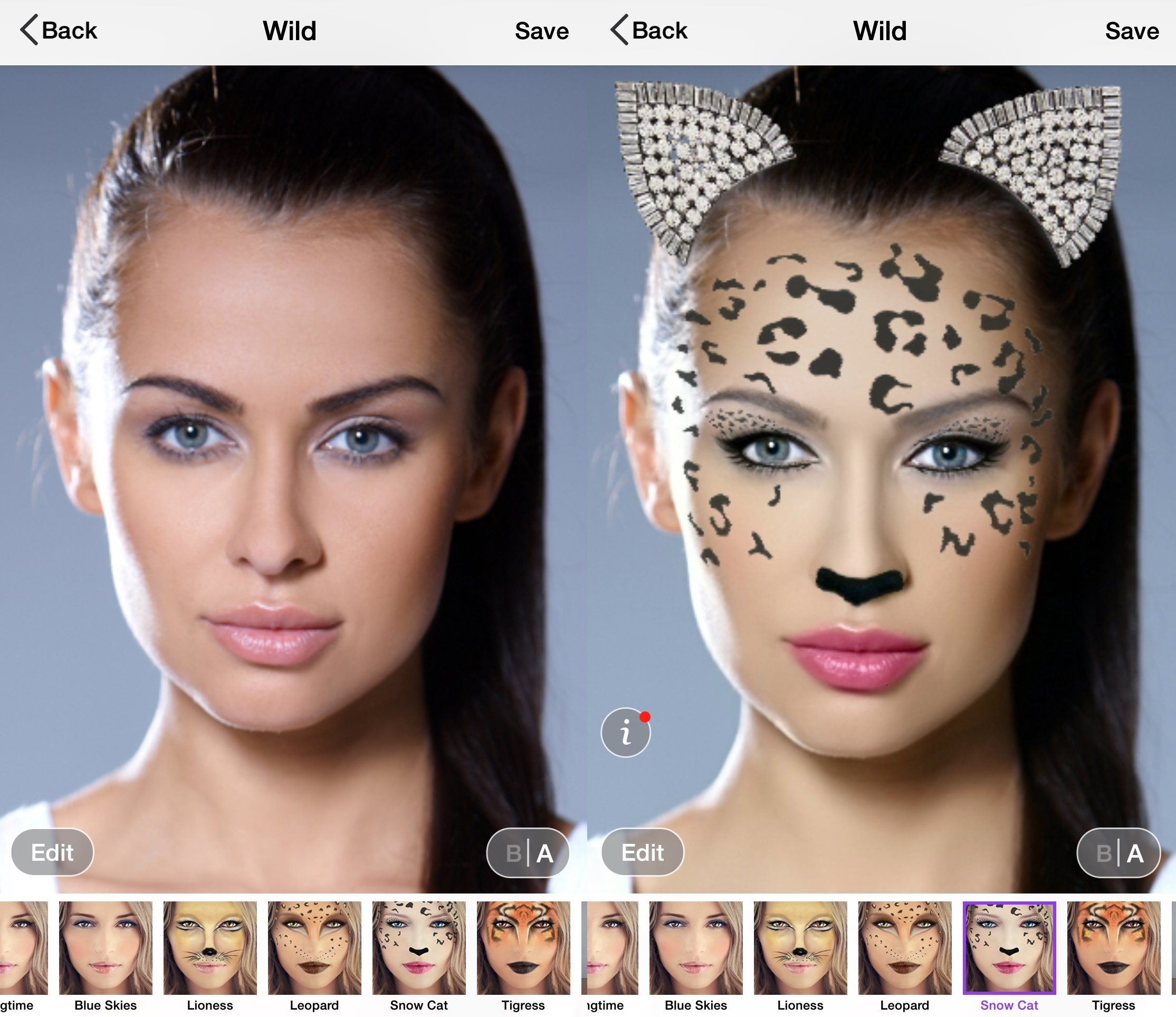 Perfect365® Releases First Halloween Makeover Package of the Season