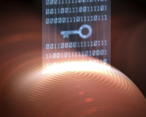 Visa Introduces EMV Chip-based Biometrics (Photo: Business Wire)