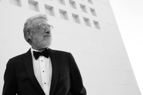CEO & Founder of Generation Tux, George Zimmer. Photo:Business Wire