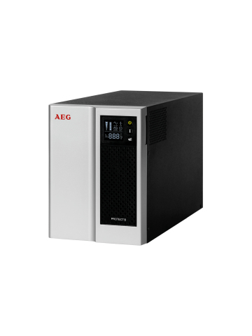 AEG Power Solutions new release optimized for NAS (Photo: Business Wire).