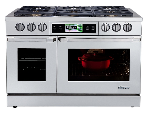 Dacor Discovery iQ 48-inch Dual-Fuel Range (Photo: Business Wire)